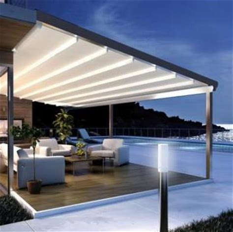 System Awnings by Pergola Sliding Shade Modern Home Design And Decor