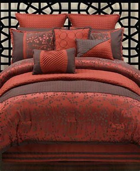 brown and orange comforter orange and brown bedding pinterest