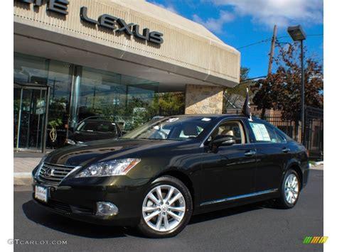 2010 lexus es 350 colors 2010 peridot green mica lexus es 350 72398004 gtcarlot
