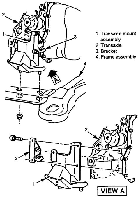 Repair Guides | Automatic Transaxle | Transaxle Removal