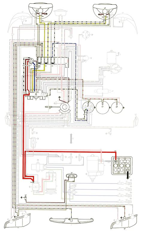 vw type 3 wiring diagram ram 1500 engine diagram] with 28+ More Ideas