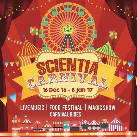 Kicir Kicir Magic scientia carnival scientia square park serpong 16