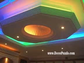 False Ceiling Led Lights Pop False Ceiling Design Catalogue With Led Lights Manteresting