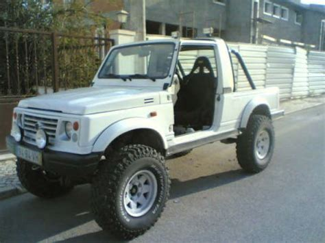 Suzuki Samurai Up 2003 Suzuki Samurai Up 4x4 107 Photo De Insolites