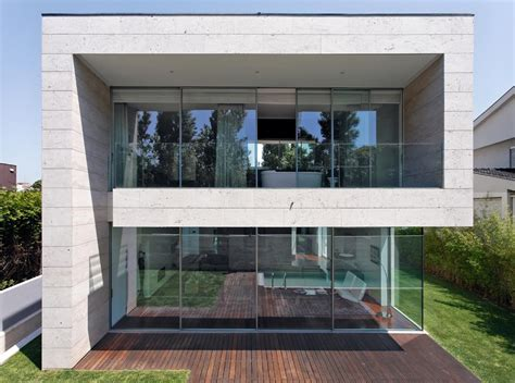 glass and concrete house open block modern glass concrete house jpg 1 200 215 893