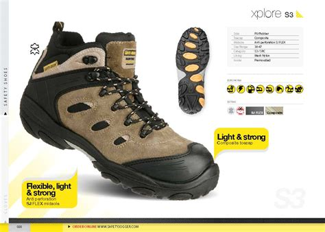 Jual Kasut Safety new 280 safety shoes jogger harga safety shoes