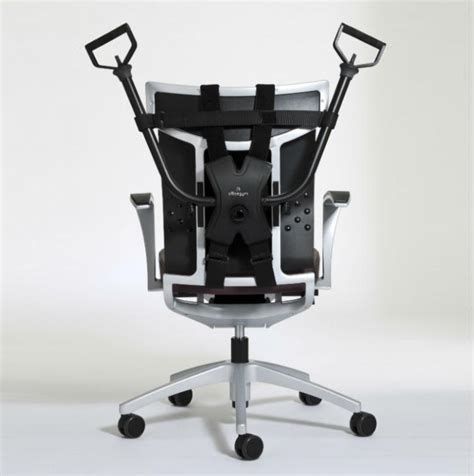workout chair for office this workout device attaches to your work chair for