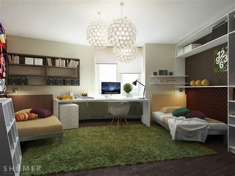 teenage bedrooms teen workspaces