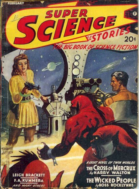 libro space science fiction super pin by robert balog on scifi sci fi cover art and pulp magazine