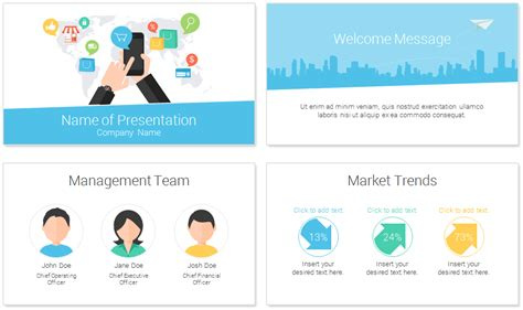 E Commerce Ppt Templates | e commerce powerpoint template presentationdeck com