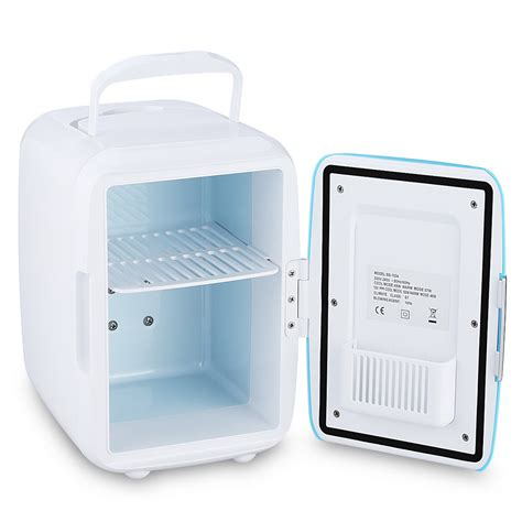 electric portable mini 4l car fridge freezer cooler icebox