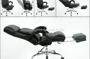 Office Chairs You Can Sleep In Viva Adjustable Office Chair Gadgets Scout