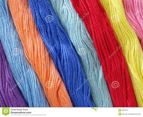 colorful thread wallpaper colorful threads skeins stock image image of background