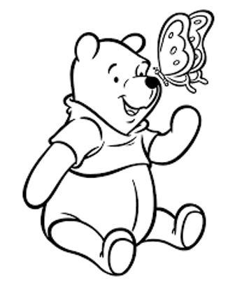 download film kartun anak winnie the pooh halaman belajar mewarnai gambar winnie the pooh yang lucu