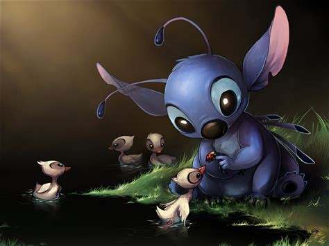 disney lilo stitch the story of the in comics books lilo and stitch wallpaper 1024x768 76272
