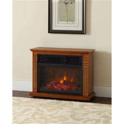Heating Element For Electric Fireplace by Electric Fireplaces Fireplaces Heating Venting Cooling The Home Depot
