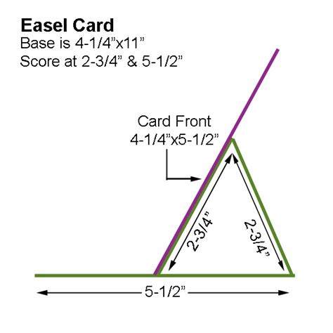 Easel Card Template by 25 Best Ideas About Easel Cards On Folded
