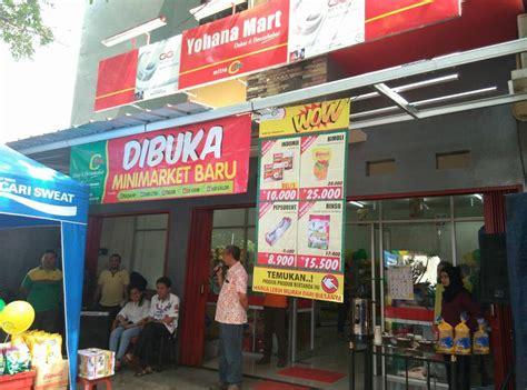 Manajemen Toko Modern lewat kemitraan cmn kini toko konvensional bisa bersaing dengan minimarket modern