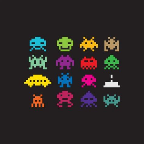 construct 2 space invaders tutorial best 25 space invaders ideas on pinterest 80s video