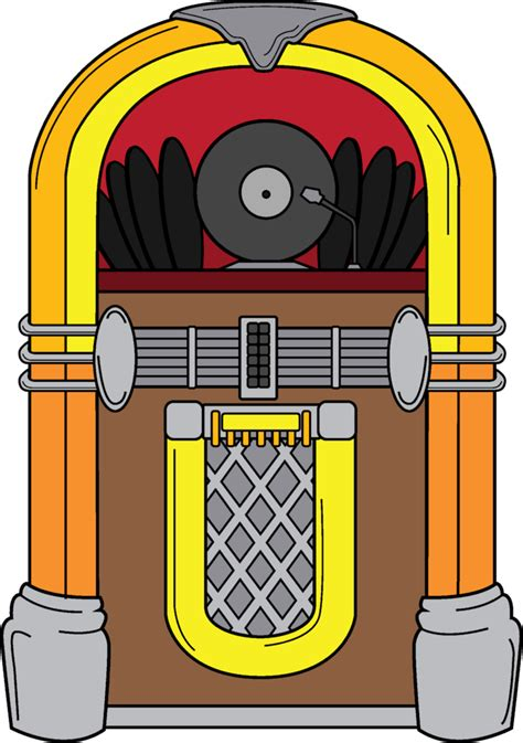 jukebox clipart 1950s jukebox clip the best clip 2017