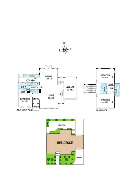 the jervis floor plans 3 17 jervis camberwell house for sale 142309