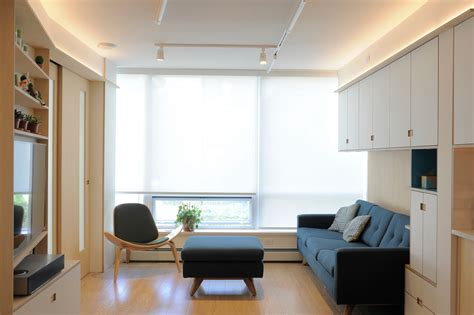 design milk apartment a 600 square foot apartment that maximizes every inch