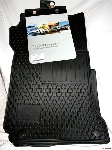 2010 Mercedes C300 Floor Mats by Purchase 2012 2013 Mercedes C250 Sedan Rubber Floor Mats