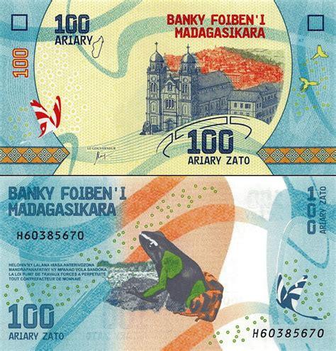 Tajikistan 5 Somoni1999 P15 Unc madagascar 100 ariary 2017 pnew fds unc 0 34