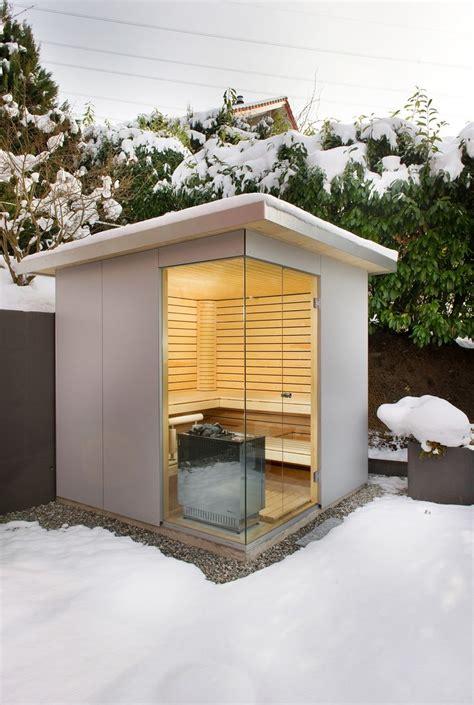 Outdoor Sauna Bauen by Kung Saunas Outdoor Sauna Architecture And Landscape