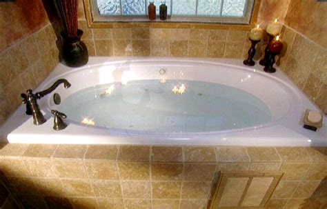 bathtubs for mobile homes mobile home garden tub your bathroom s very own quot bed quot
