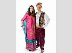 Bollywood Couple Costume —Creative Costumes Female Mad Hatter Costume