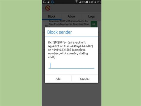 block text on android how to block text messages on android devices draalin