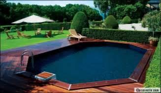 exceptional Leroy Merlin Piscine Hors Sol Bois #1: piscine-bois-semi-enterrée-leroy-merlin-4.jpg