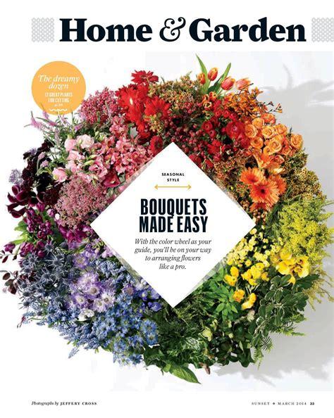 flower design magazine debra prinzing 187 post 187 flower lessons from the color