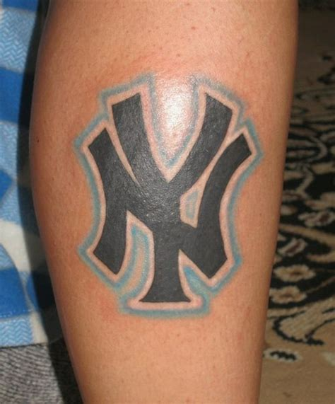 new tattoo logo cool yankees logo tattoo