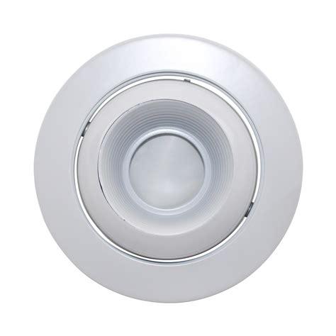 4 low voltage recessed lighting trim capri lighting p4lew 4 quot adjustable eyeball trim low