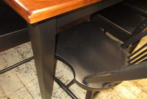 amish  solid maple farm table mclimans furniture
