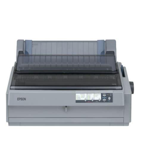 Printer Epson Lq 2190 epson dot matrix printer lq 2190 fp media