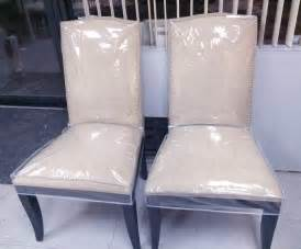 Vinyl Dining Room Chair Covers Plastic Seat Covers For Dining Room Chairs Possiblecity Co