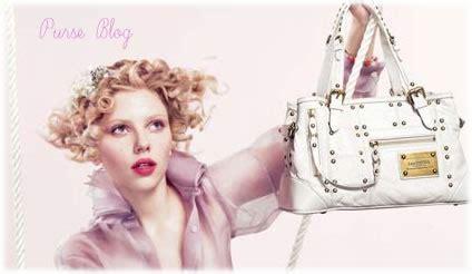 Johansson For Louis Vuitton Part Two Style It 2 by Johansson Is Pretty In Pink For Louis Vuitton