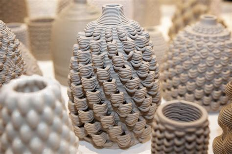 3d printing for artists designers and makers books emerging objects lets gcode run in extruded clay