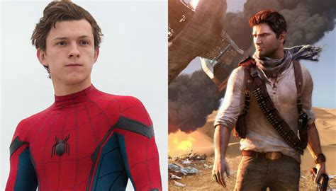 uncharted film 2017 uncharted movie will now be a prequel starring spider man