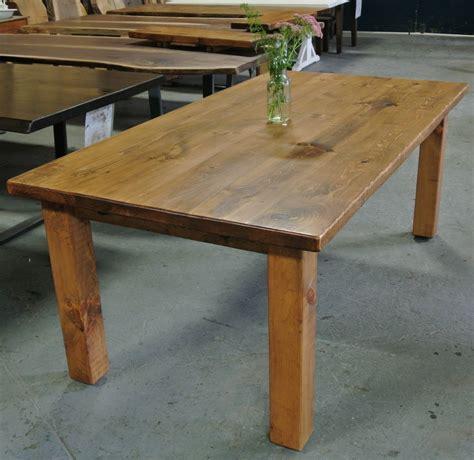 Farmer Table by Farm Tables Lorimer Workshop