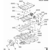 Saturn VUE ENGINE ASM 30L V6 INTAKE MANIFOLD &amp THROTTLE BODY