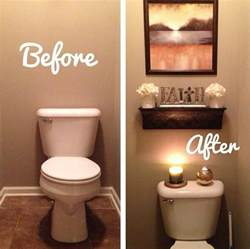 Simple Small Bathroom Decorating Ideas by 11 Easy Ways To Make Your Rental Bathroom Look Stylish