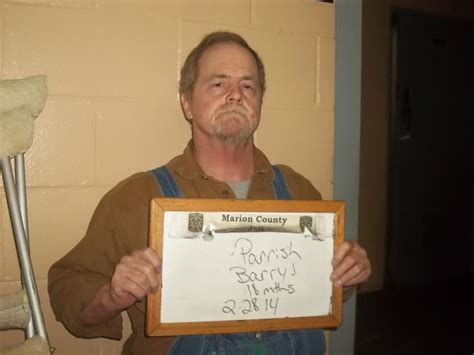 Marion County Background Check Barry Parrish Inmate 1801259179 Marion County Near Hamilton Al