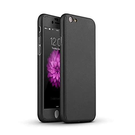 Iphone 66s66s Protect 360 etui coque verre trempe protection integrale 360 degr 233 pour iphone 7 6s plus ebay