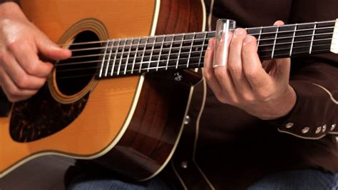 Guitar Slide Guitar Accessory how to play slides on your guitar with a bottleneck