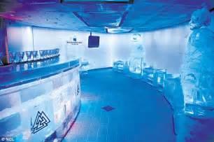 Suite Ambassador Suite Royal new norwegian ship escape features snow room where
