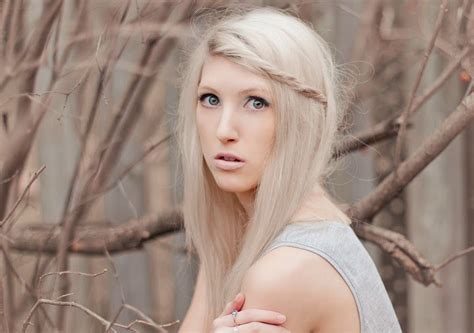 images of hair bleached white how to bleach hair white hair and other musings